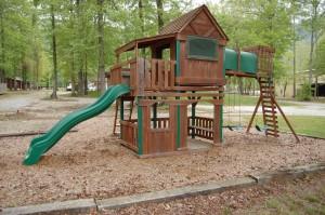 Pre-Camper Playground